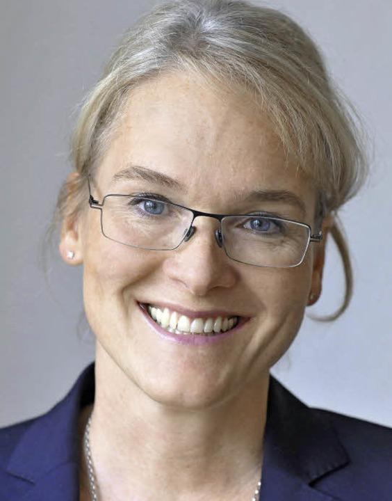 Erfahrene Konfliktmanagerin: Antje Grobe.   | Foto: Michael Bamberger