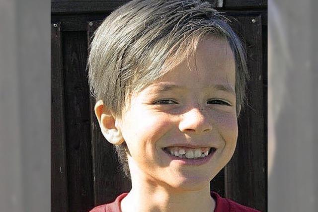 FRAGEBOGEN: Niklas, 8 Jahre, Ringsheim