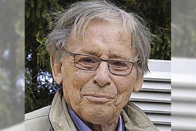 Trauer um den Wolkenrat: Der Meteorologe Werner Brockhaus ist tot