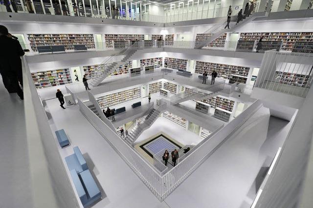 Als Bibliothek des Jahres