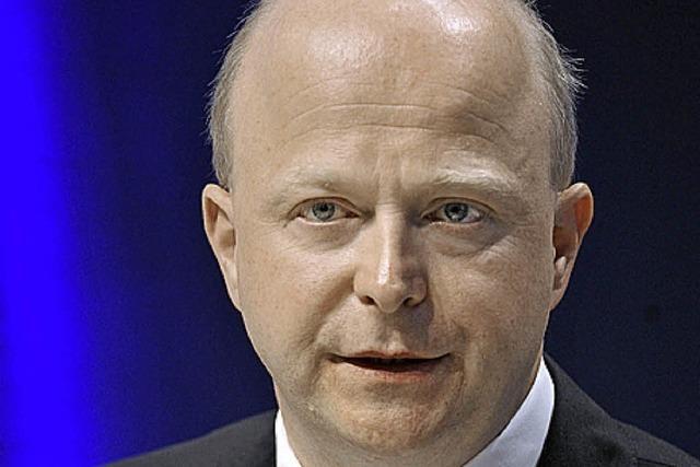 Theurer tritt für FDP-Vorsitz an