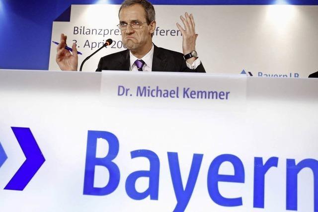 Spitzenbanker der Bayern LB müssen vor Gericht