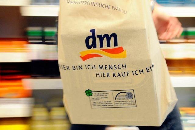 DM sieht sich bei Expansion in Südbaden behindert