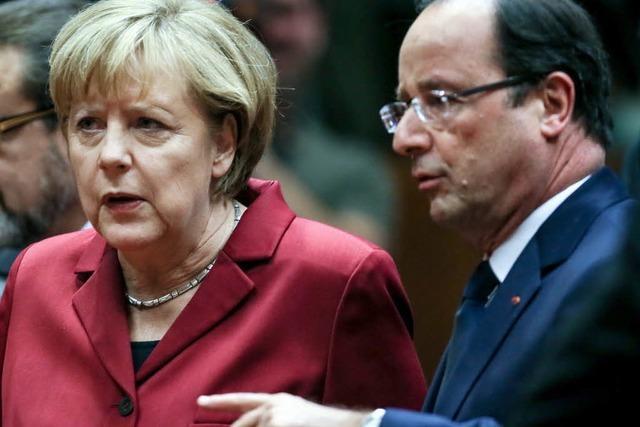 Merkel und Hollande sollen NSA-Affäre aufklären
