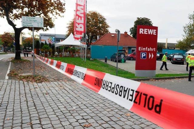 Polizeidirektor Oschwald: