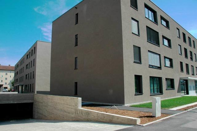 Wohnbau Lörrach investiert kräftig