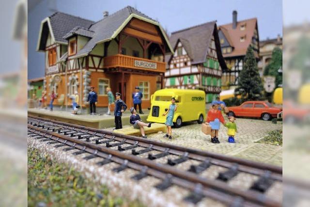 Modellbahnschau in Murg