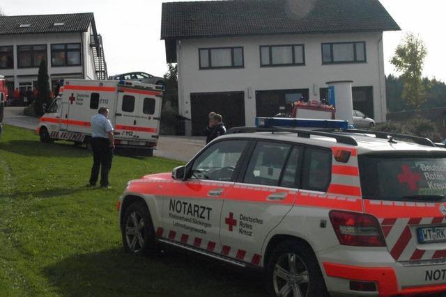 Brand in Altenheim – 24 Senioren in Sicherheit gebracht