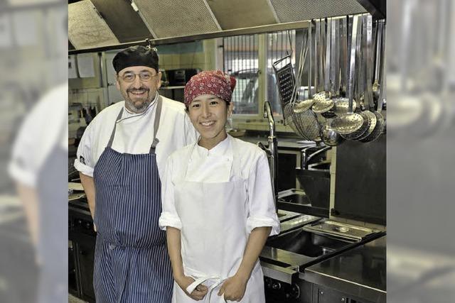 Faible für deutsche Küche