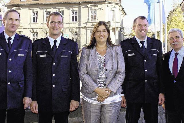 Neuer Polizeichef für Donaueschingen