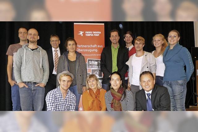 Tempus fugit präsentiert Theater als Schule des Lebens