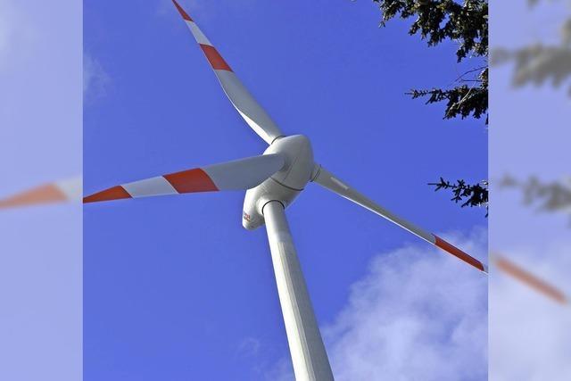 Gegenwind aus Endenburg für geplante Rotoren