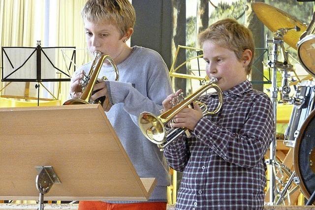 Vorspielnachmittag vom Musikverein Oberprechtal