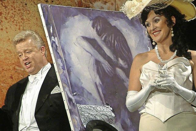 Verarmter Graf und noble Operndiva