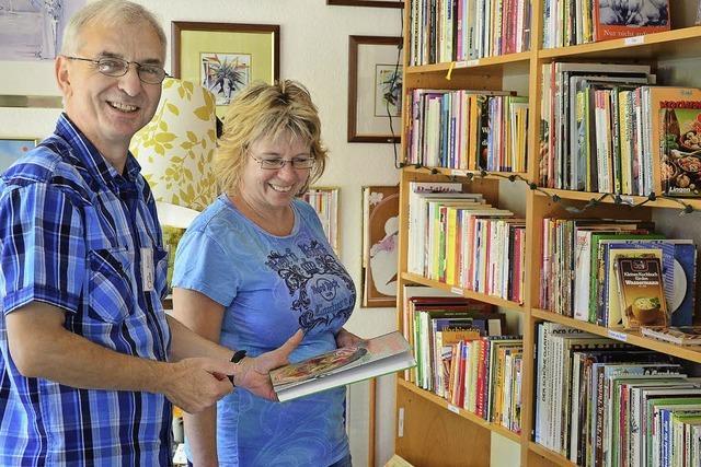 Leseratten finden auch Gratisfutter