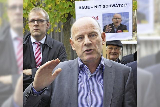 Breisgau S-Bahn: Hermann wirbt um Verständnis
