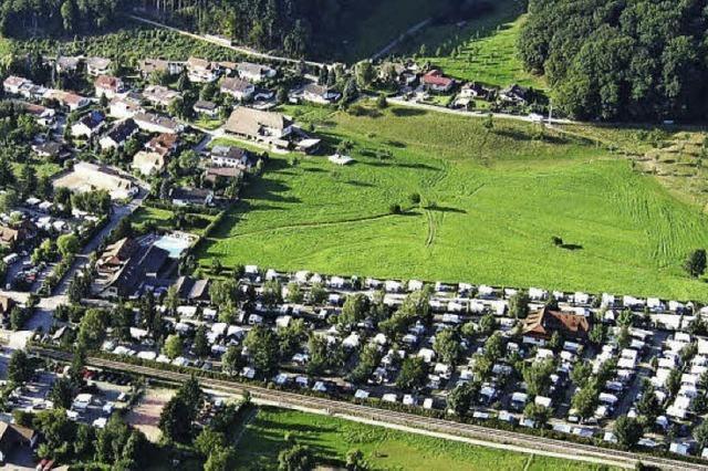 Campingplatz in Münstertal soll größer werden
