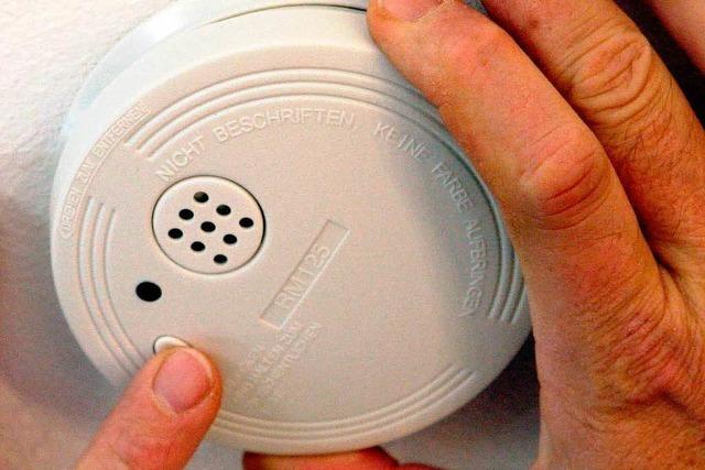 Rauchmelder-Pflicht bald für alle Wohnungen in Baden-Württemberg