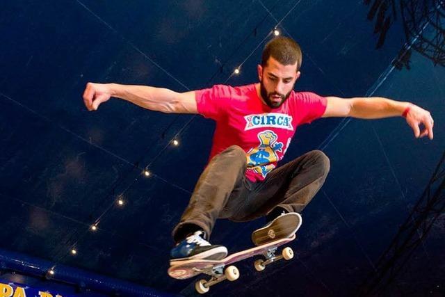 Europa-Park: Skater kämpfen um den Titel