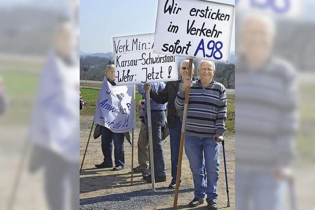 Bau der Autobahn am Hochrhein ist nicht zwingend