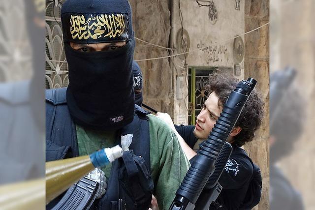 Warnung vor islamistischem Kalifat