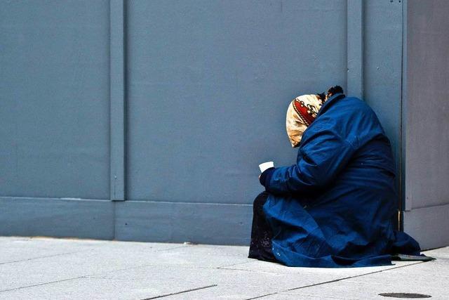 Die Armut nimmt zu