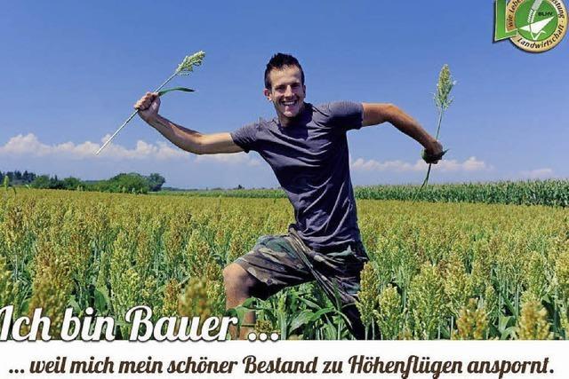 Ein Gesicht für die Landwirtschaft