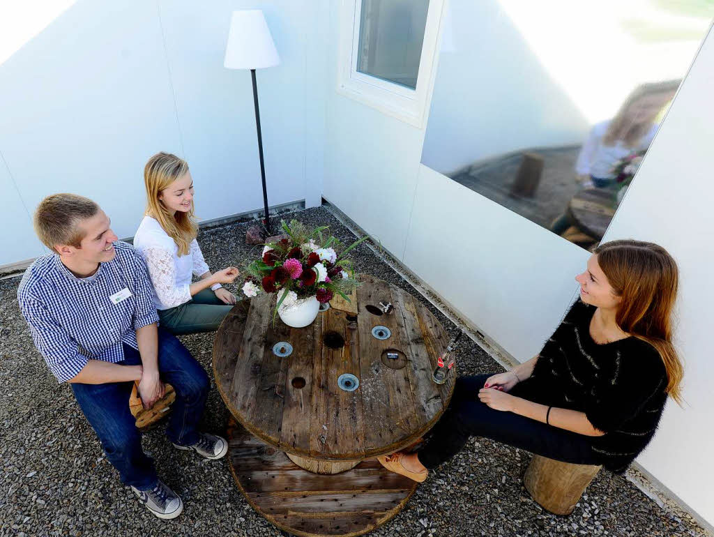 vier studenten leben zwei semester etwas anders freiburg badische zeitung. Black Bedroom Furniture Sets. Home Design Ideas