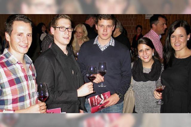 Walzer zum Weinvergleich