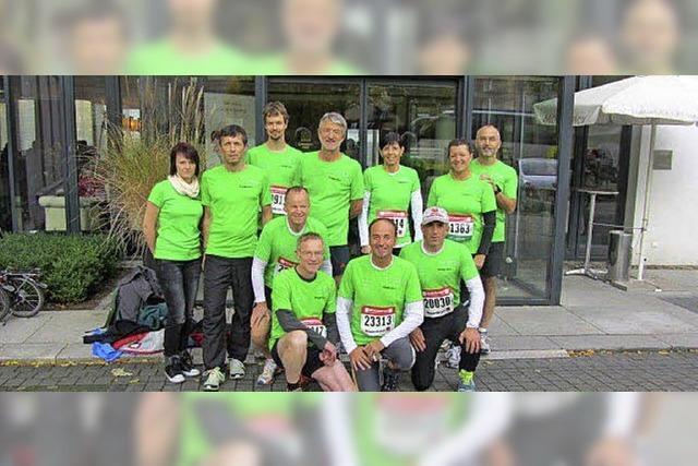 Erfolge beim Halbmarathon in Dresden