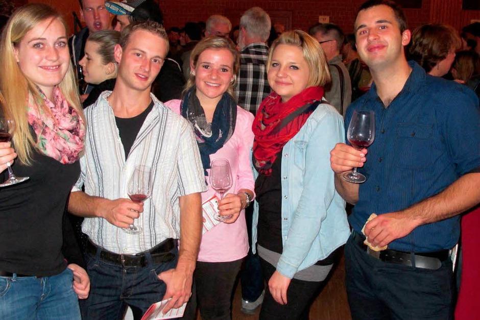 Die Markgräfler Rotweinnacht lädt zum Feiern ein. (Foto: Jutta Schütz)