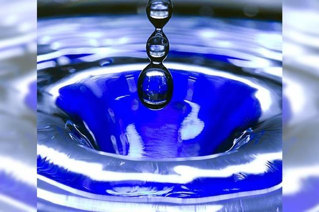 Wasserpreis sinkt erneut