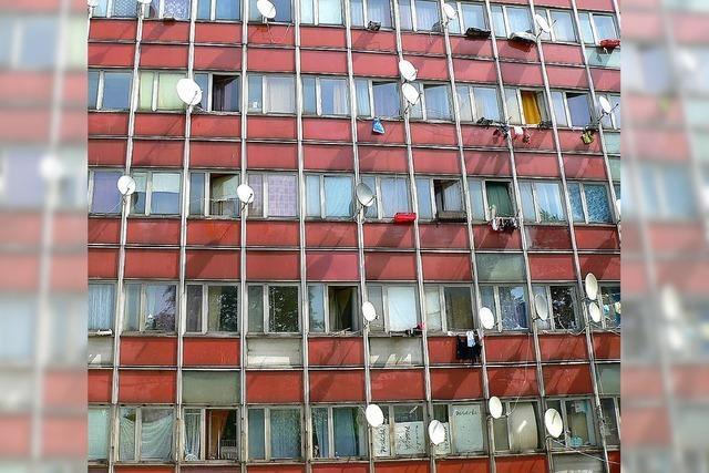 Ausrangiertes lindert Not in Polen