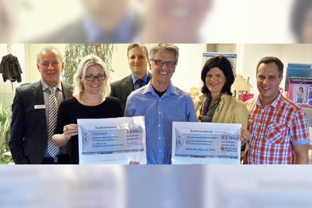 Spendenschub für die Gemeindehaussanierung