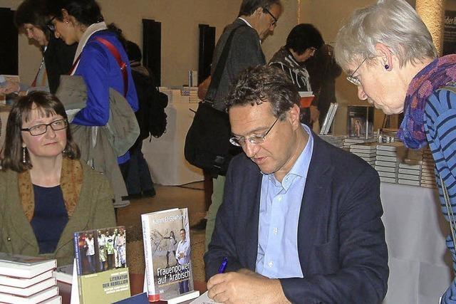 Buchmesse: 150 Autoren lesen an 32 Orten