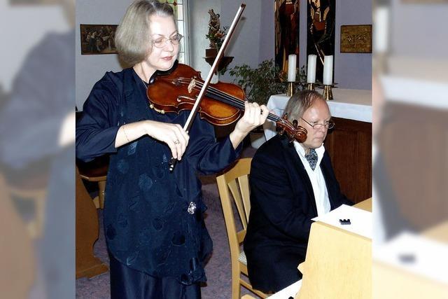 Klassisches Konzert erfreut Senioren