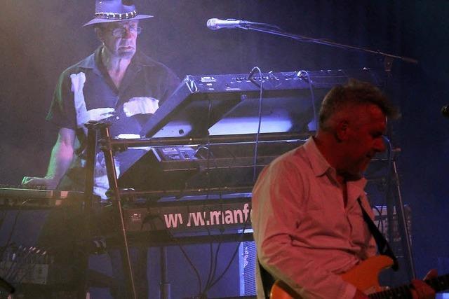 Auch mit 73 ist Manfred Mann ein Idol