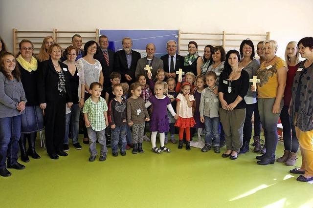 Tag der offenen Tür im Kindergarten St.Elisabeth