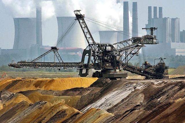 Dörfer müssen Braunkohletagebau weichen