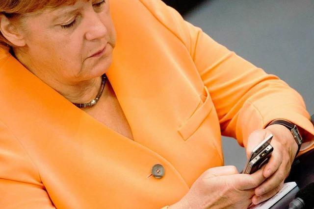 USA spähen Merkel aus: Union will keinen Ausschuss