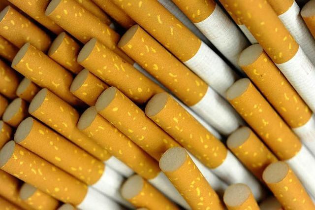 1500 Päckchen Zigaretten geklaut
