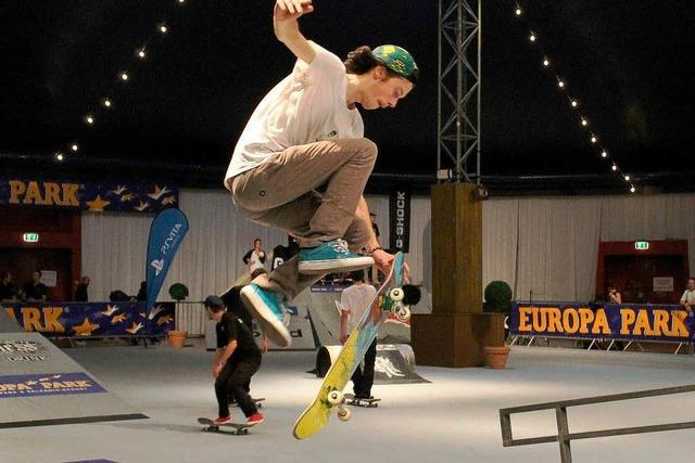 Club of Skaters-Cup: Stürze und Bänderrisse gehören dazu