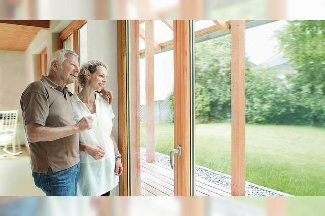 Energiesparen dank richtiger Verglasung