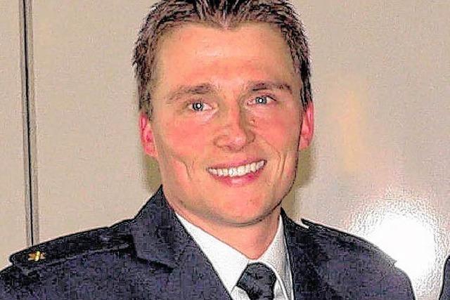Der neue Polizeichef ist offiziell im Amt