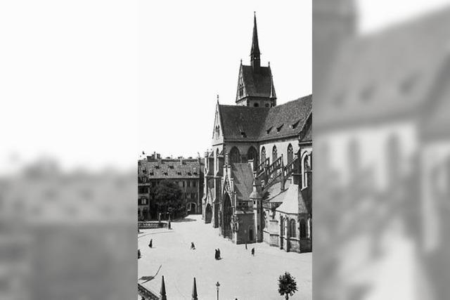 Ein Kirche zwischen den Konfessionen und den Nationen