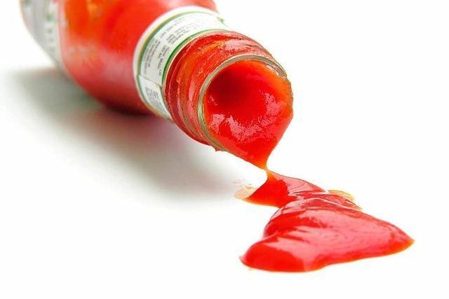 Mc Donald's serviert Heinz-Ketchup ab