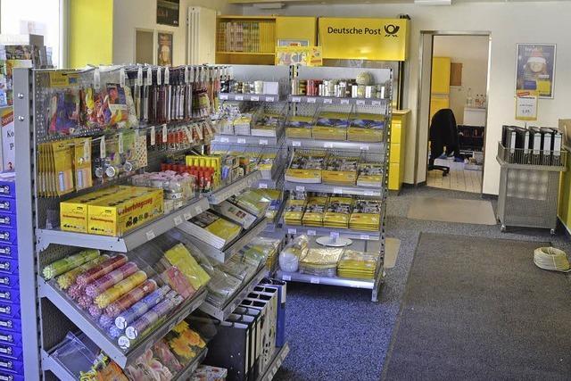Neue Postfiliale öffnet am Samstag