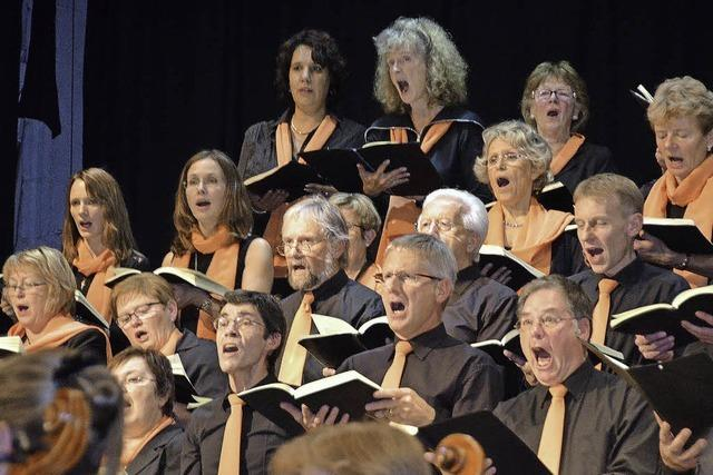 Kammerchor Bad Säckingen interpretiert Haydn