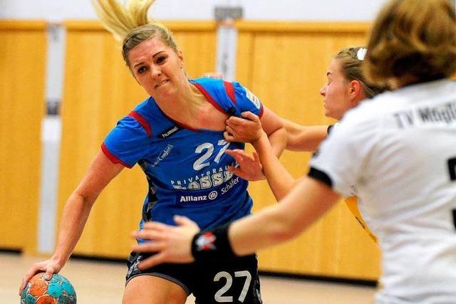 Droht dem Drittliga-Handball in Grenzach das Aus?