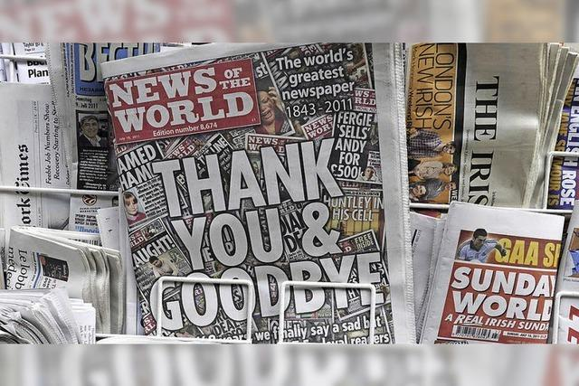 Murdoch-Abhöraffäre: Prozessauftakt in London